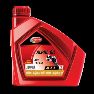 ALPHA ATF Type A
