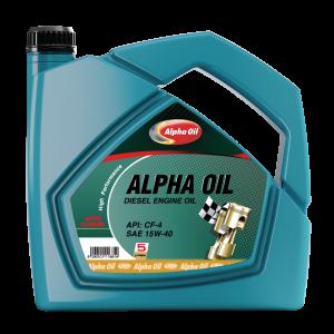 ALPHA CF-4
