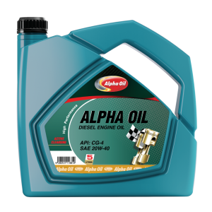 ALPHA CG-4
