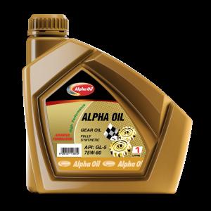 ALPHA Gear Oil GL-5 (Fully Synthetic)