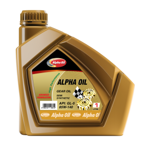 ALPHA Gear Oil GL-5 (Semi Synthetic)