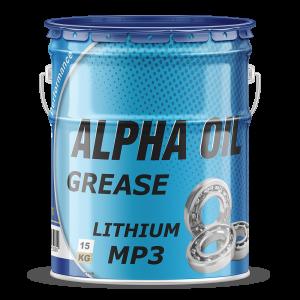 ALPHA Lithium MP-3