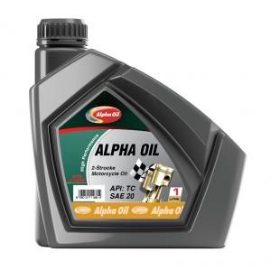 ALPHA Motorcycle 2T