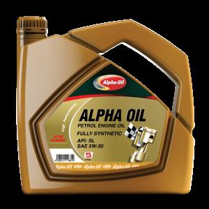 ALPHA API: SL (FULLY SYNTHETIC)